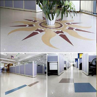 PVC地板办公室专用