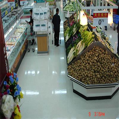 PVC地板商场专用