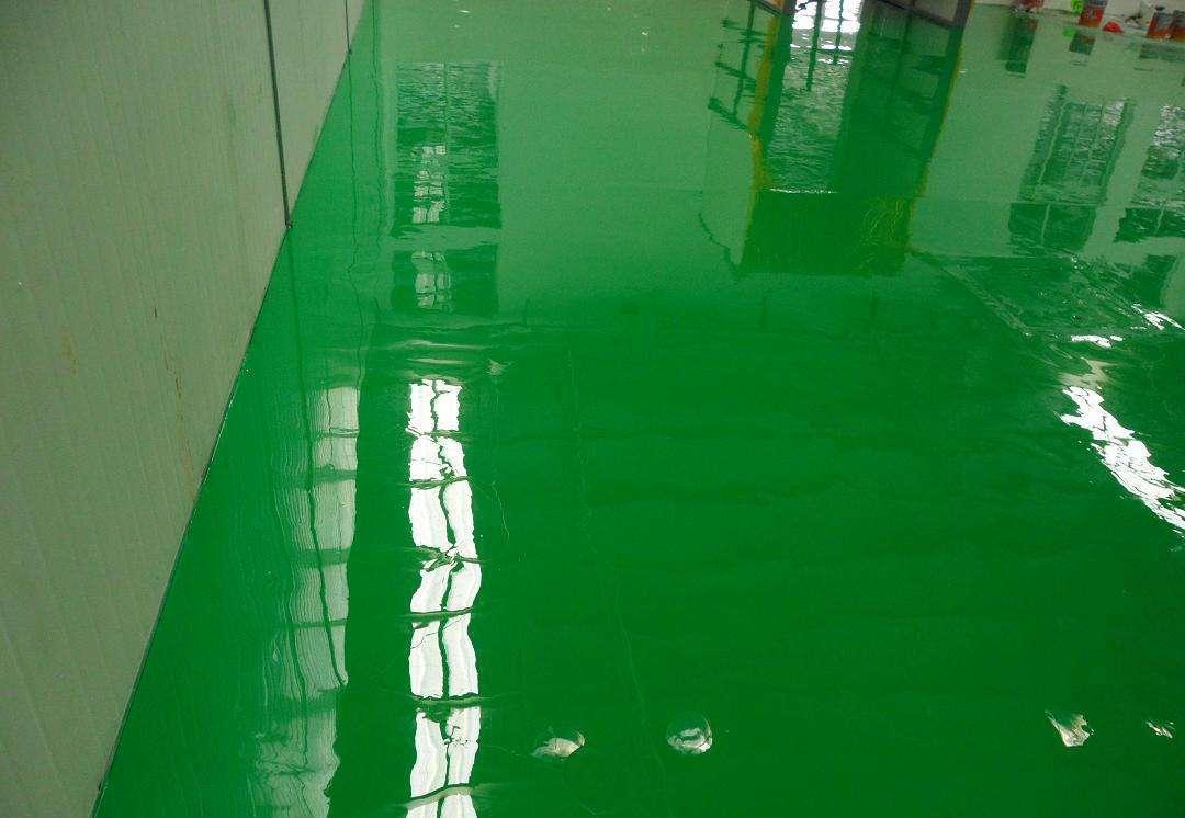 环氧树脂地坪项目